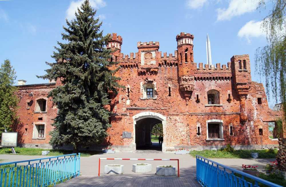 Брестская крепость история обороны 1941